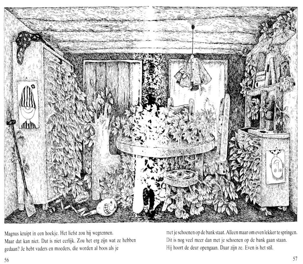 Leuke prentenboeken #3: De metro van Magnus - Joke van Leeuwen