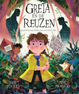 Nieuwe kinderboeken aanrader nr2: Greta en de reuzen