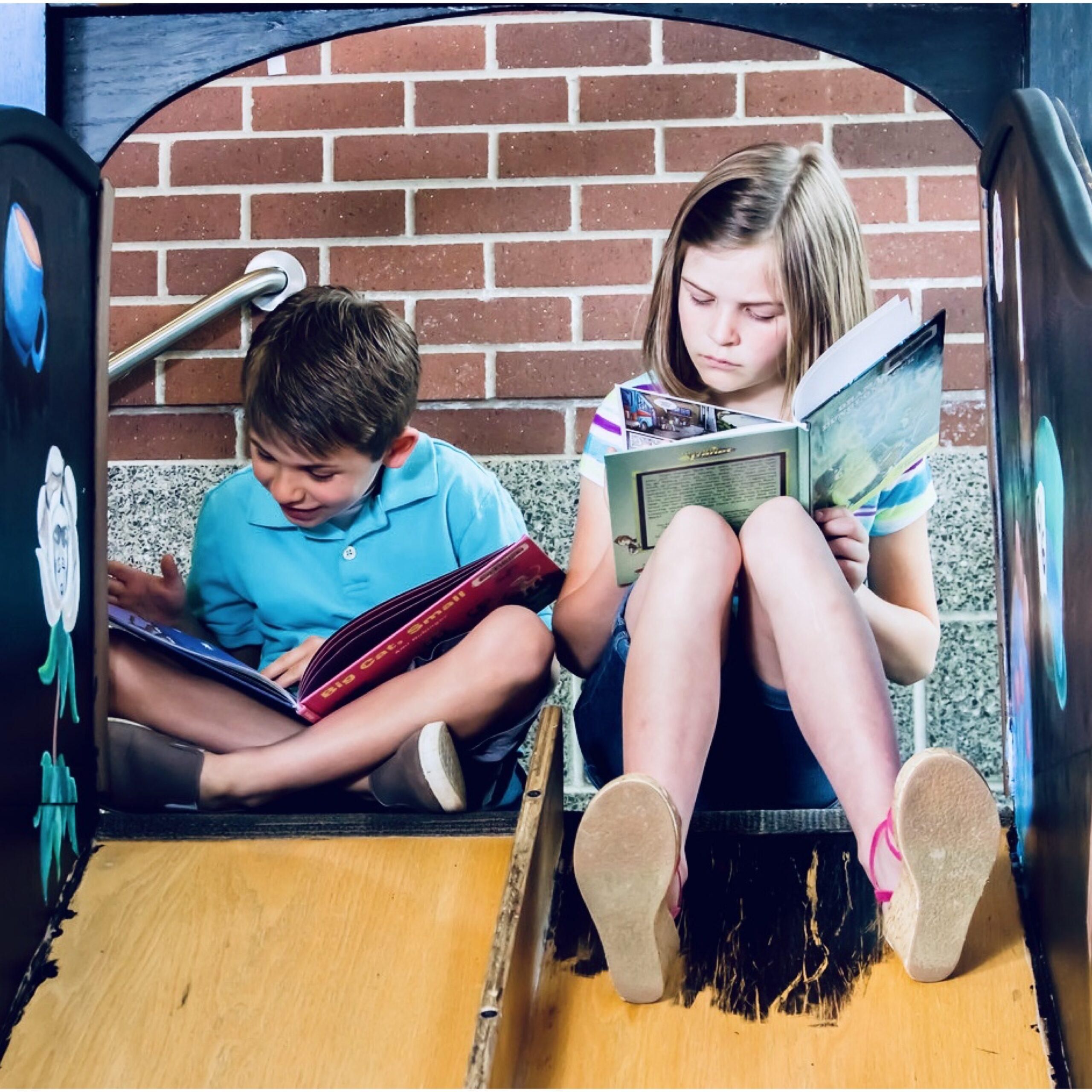 Nieuwe kinderboeken: mijn aanraders